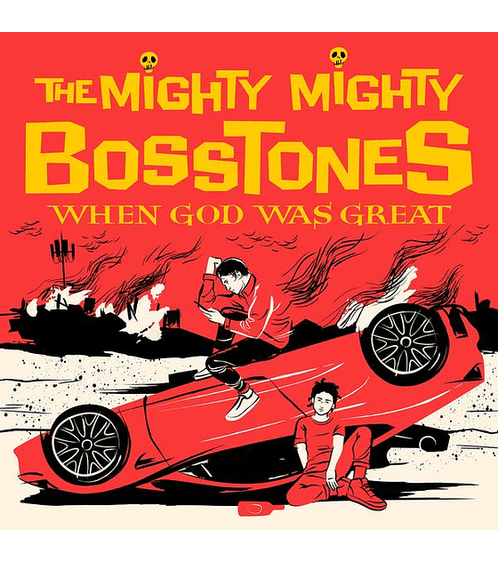 The Mighty Mighty Bosstones · When God Was Great CD