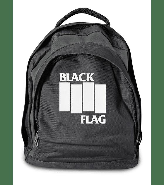 Mochila black flag clásica