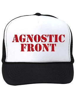 Gorro Agnostic Front Malla/Esponja