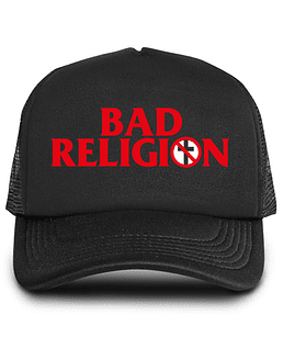 Gorro Bad Religion II Malla/Esponja