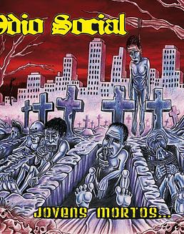 Odio Social · Jovens Mortos... CD