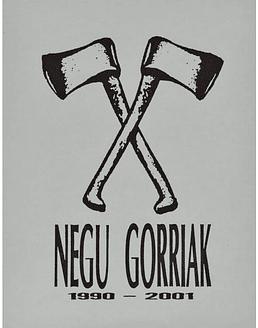 Negu Gorriak 1990-2001 DVD+CD