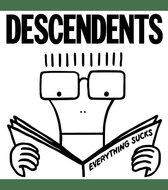 Descendents · Everything Sucks CD