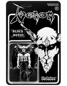 Venom Figura Original · Black Metal (Importada)