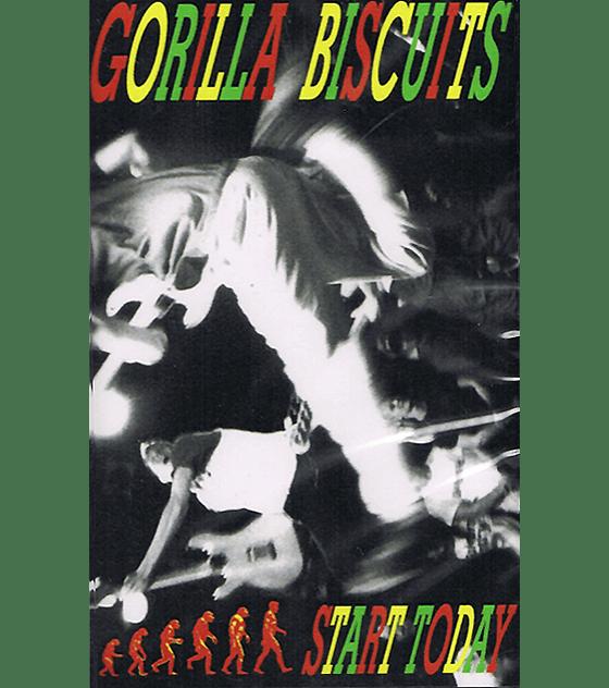Gorilla Biscuits · Start Today CS
