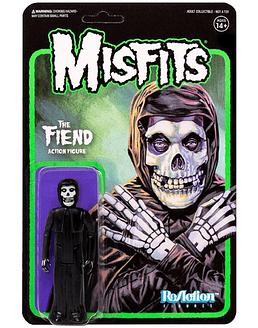 Misfits Figura Original · Crimson Negro (Importada)