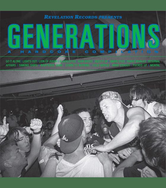 Generations · A Hardcore Compilation LP