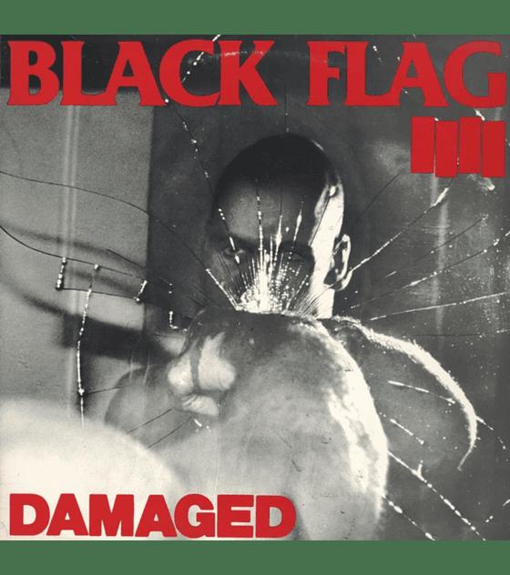 Black Flag · Damaged LP 12''