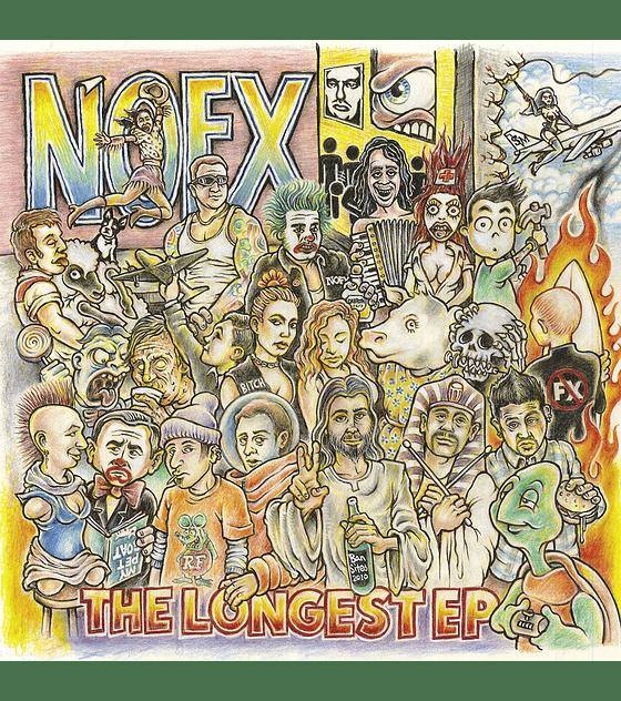 Nofx · The Longest Ep LPx2