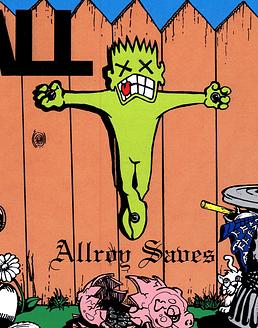 All · Allroy Saves LP 12''