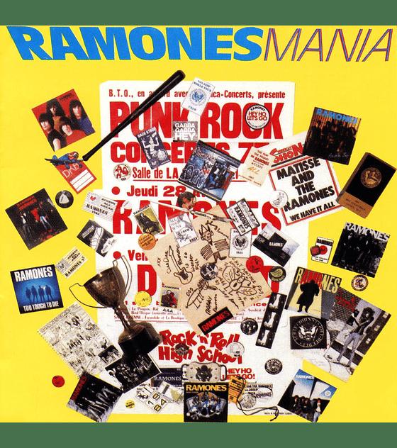 The Ramones - Ramones Mania CD