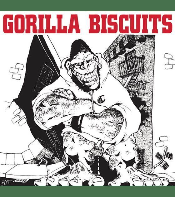 Gorilla Biscuits · S/t 7'' + Sticker