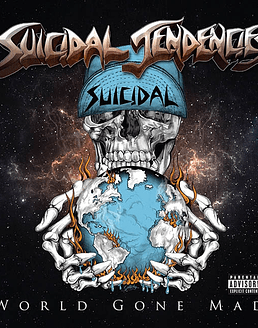 Suicidal Tendencies · World Gone Mad LPx2