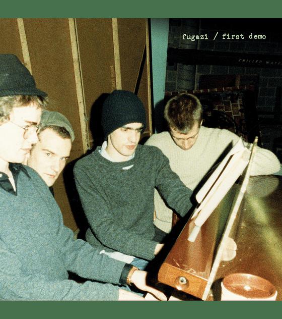Fugazi · First Demo LP