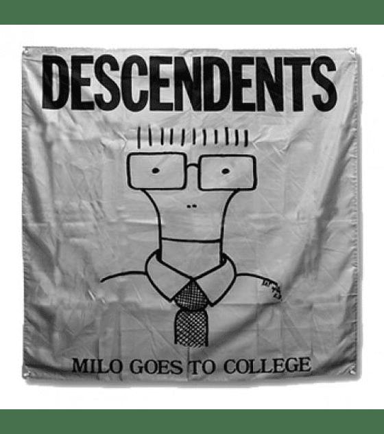 Descendents · Milo Goes To College (Lienzo) Importado