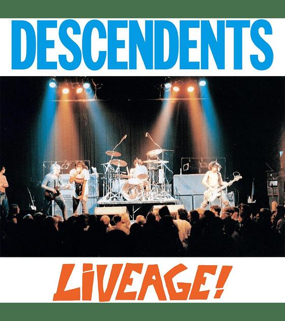 Descendents · Liveage! LP