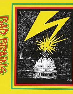 Bad Brains · S/T LP
