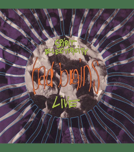 Bad Brains · Spirit Electricity EP 10''