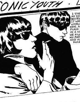 Sonic Youth · Goo LP