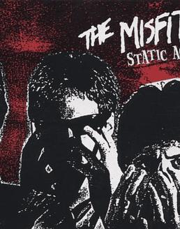 Misfits · Static Age LP 12''