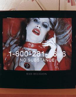 Bad Religion · No Substance LP 12''