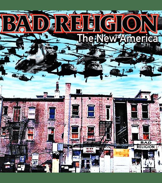 Bad Religion · The New America LP 12''