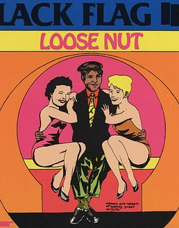 Black Flag · Loose Nut LP 12''