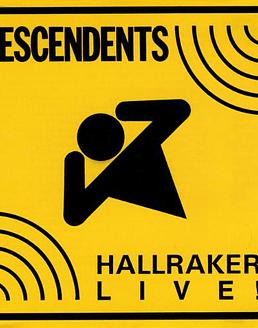 Descendents · Hallraker LP