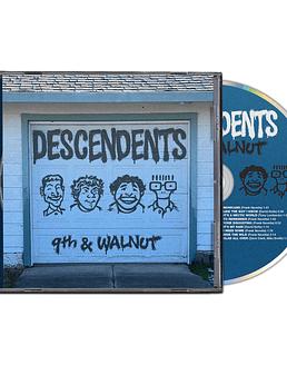 Descendents · 9Th & Walnut CD