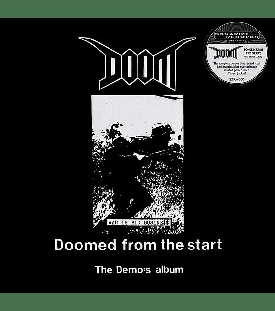Doom · Doomed From The Start: The demo's LP