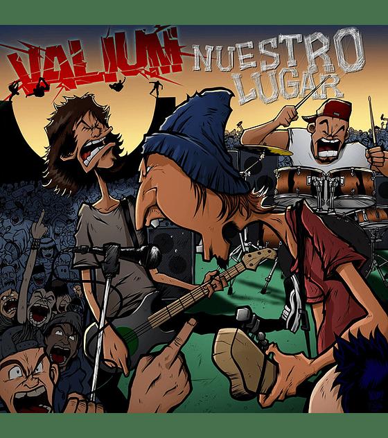 Valium · Nuestro Lugar CD