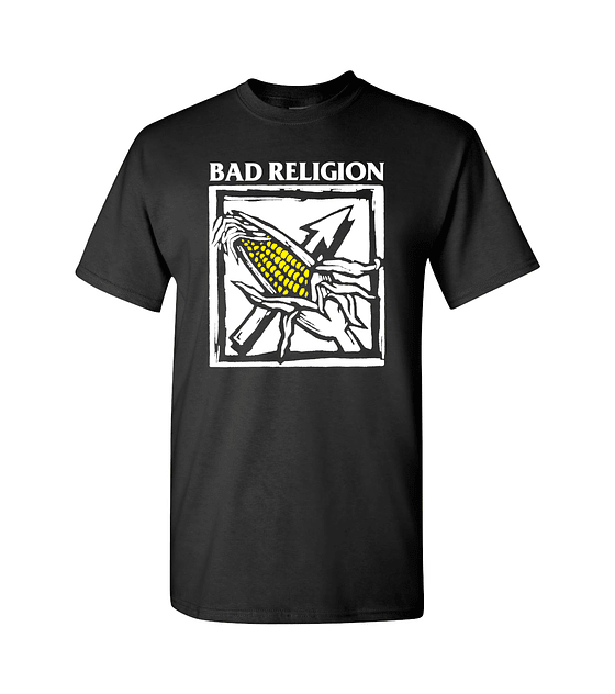 Polera Bad Religion · against the grain