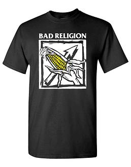 Polera Bad Religion · against the grain