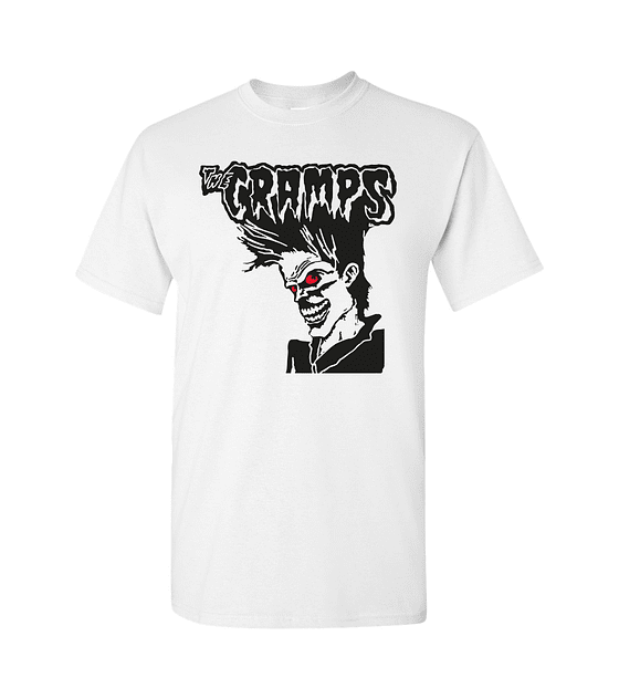 Polera The Cramps
