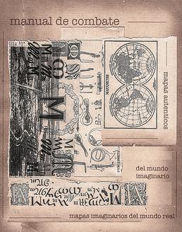 Manual De Combate · Mapas Auténticos del Mundo Imaginario... LP 12''