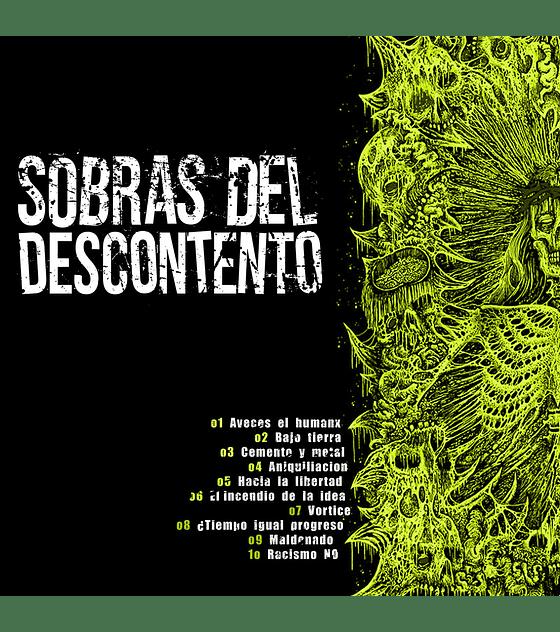 Sobras Del Descontento & Conquestio Split 12''