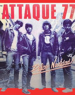 Attaque 77 · Dulce Navidad LP 12''
