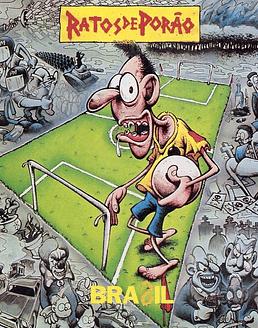 Ratos De Porado · Brasil LP 12''