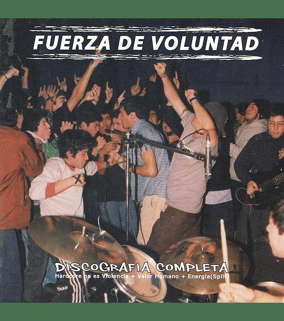 Fuerza De Voluntad · Discografía CD