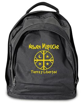 Mochila newen mapuche