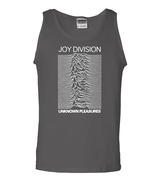 Musculosa Joy Division · Unknown pleasures