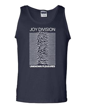 Musculosa Joy Division · Unknown pleasures