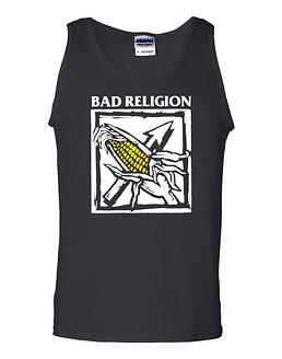 Polera Musculosa Bad Religion · Against The Grain