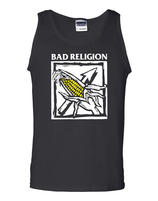 Musculosa bad religion · against the grain