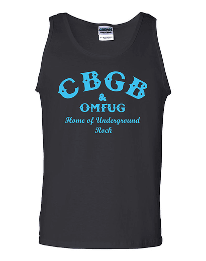 Musculosa CBGB · home of underground rock