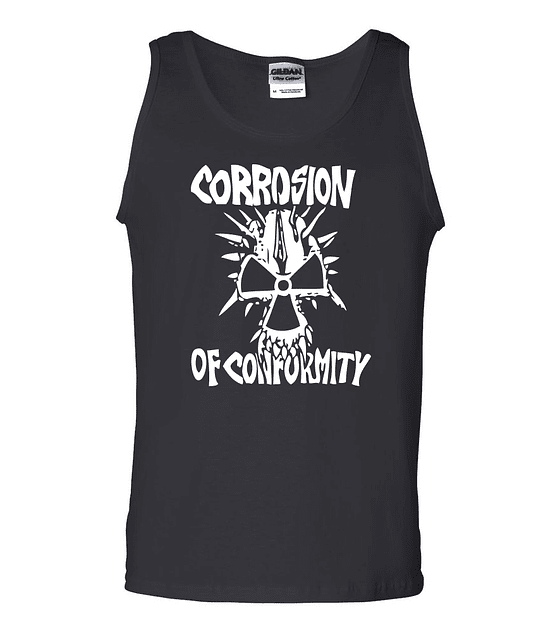 Musculosa corrosion of conformity
