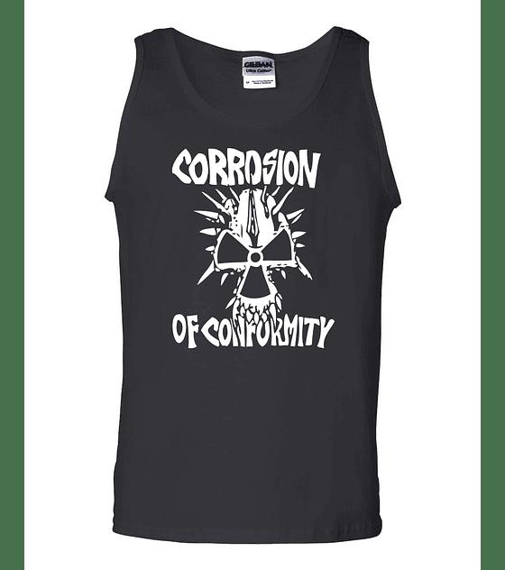 Polera Musculosa Corrosion Of Conformity · Logo