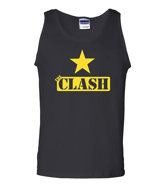 Musculosa the clash