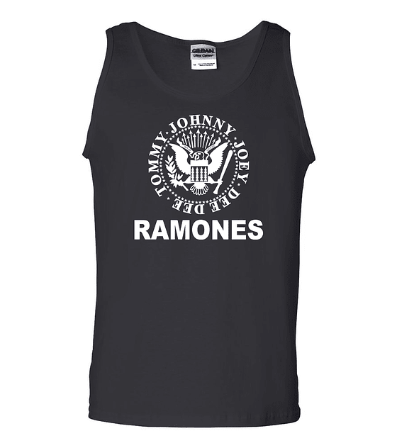 Musculosa the ramones