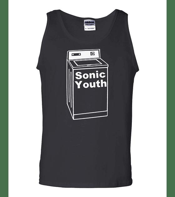 Polera Musculosa Sonic Youth · Washing Machine